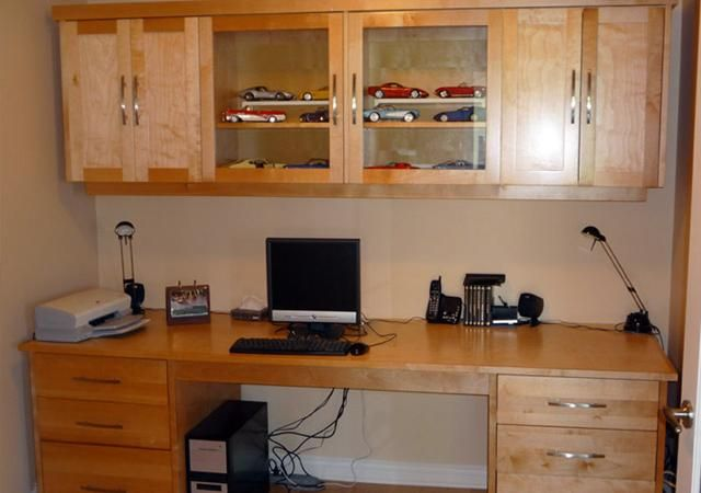 Home office custom design